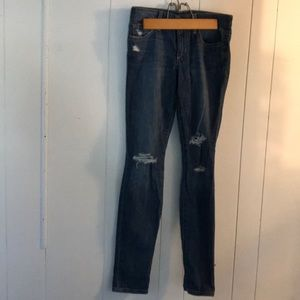 JOES jeans the skinny size 26 distressed